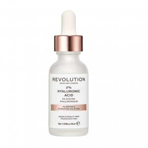 Revolution Skincare – Plumping & Hydrating Serum - 2% Hyaluronic Acid