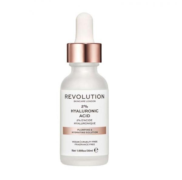 Revolution Skincare – Plumping & Hydrating Serum - 2% Hyaluronic Acid