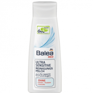 Balea MED – Ultra Sensitive Reinigungsmilch
