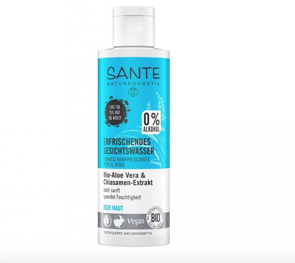 Sante – Erfrischendes Gesichtswasser