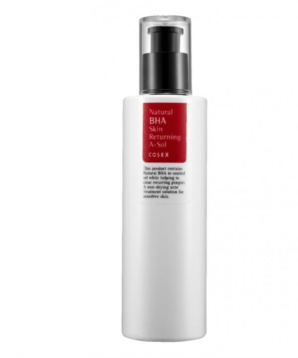 Cosrx – Natural BHA Skin Returning A-Sol Toner