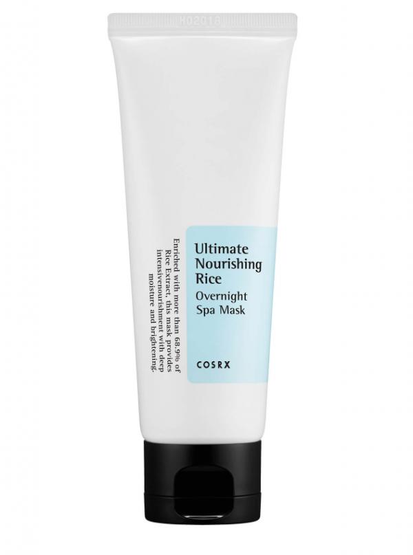 Cosrx – Ultimate Nourishing Rice Overnight Spa Mask