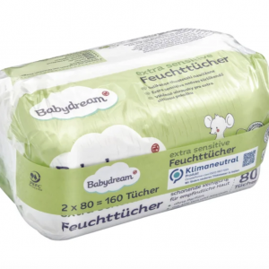 Babydream – Extra Sensitive Feuchttücher