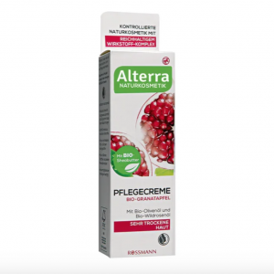 Alterra –Pflegecreme Bio-Granatapfel