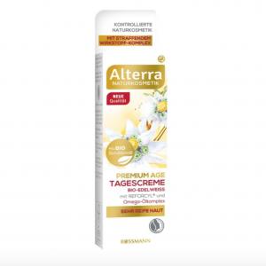 Alterra –Tagescreme Bio Edelweiss