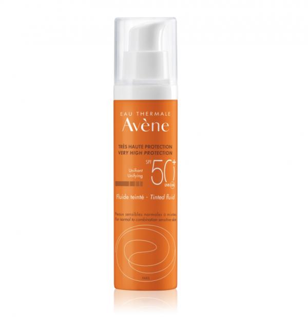 Avene – Sonnenfluid SPF50+ getönt