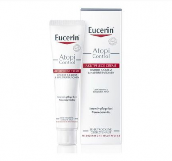 Eucerin AtopiControl AKUTPFLEGE CREME
