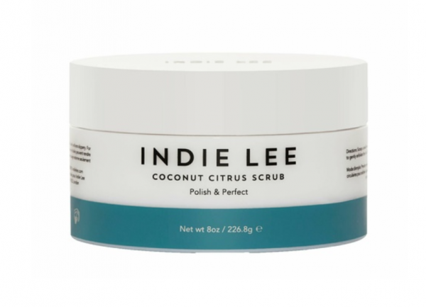 Indie Lee – Coconut Citrus Scrub