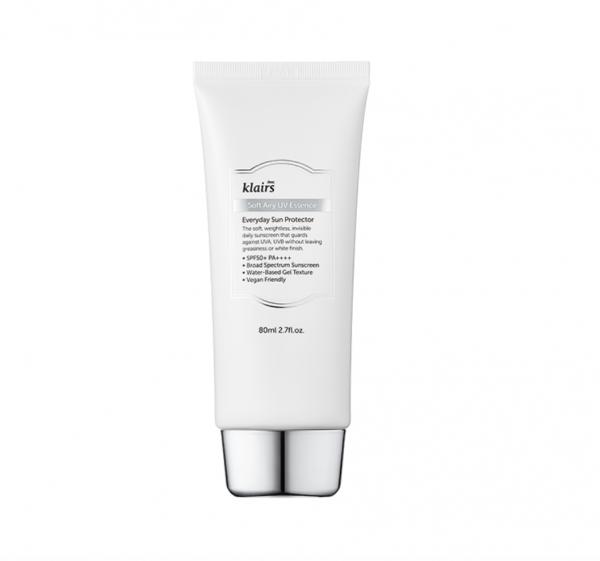 Dear Klairs – Soft Airy UV Essence SPF50