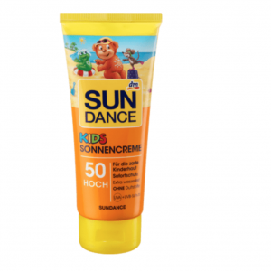 Sundance – Kids Sonnencreme LSF 50