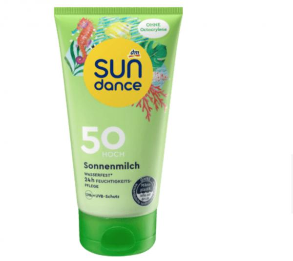 Sundance – Sonnenmilch LSF 50