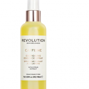 Revolution Skincare – Caffeine Energising Essence Spray