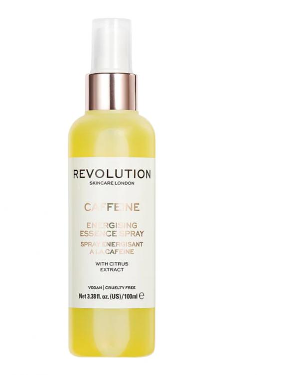 Revolution Skincare – Caffeine Energising Essence Spray