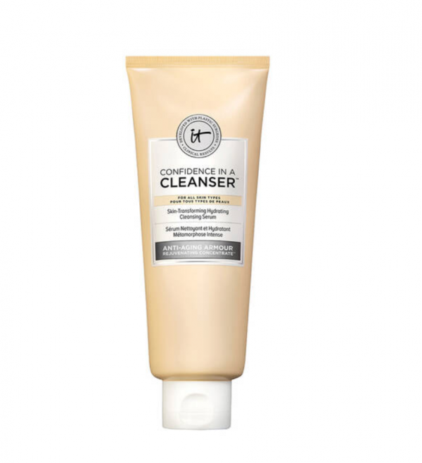 IT Cosmetics – Confidence in a Cleanser
