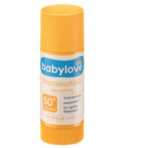 Babylove –Sensitive Sonnenstick LSF 50+