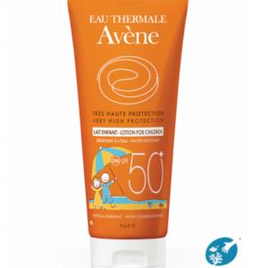 Avene Kinder-Sonne milch SPF50