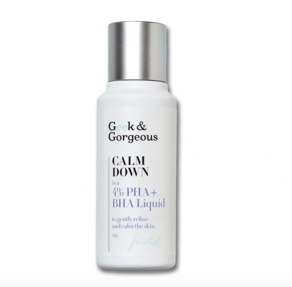 Geek & Gorgeous – Calm Down (Peeling)