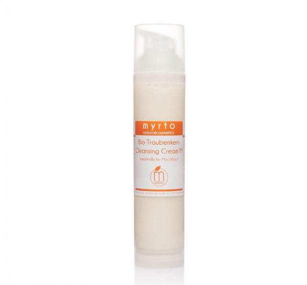Myrto –Bio Traubenkern Cleansing Cream M