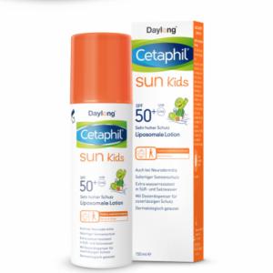 Cetaphil Daylong Sunscreen for Kids