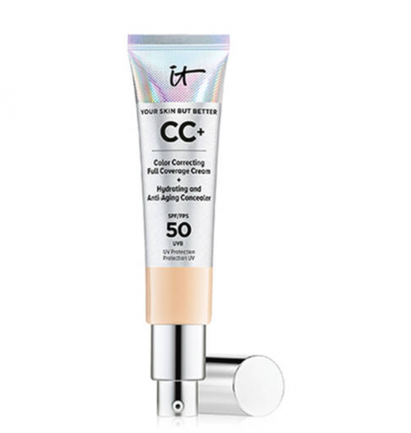 IT Cosmetics Your Skin But Better CC+ Cream LSF 50