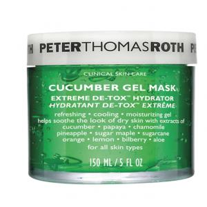 Peter Thomas Rpth Cucumber Gel Mask De Tox